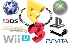 Links para las conferencias de Microsoft, Sony, Nintendo, EA y Ubisoft en Vivo E3 2012