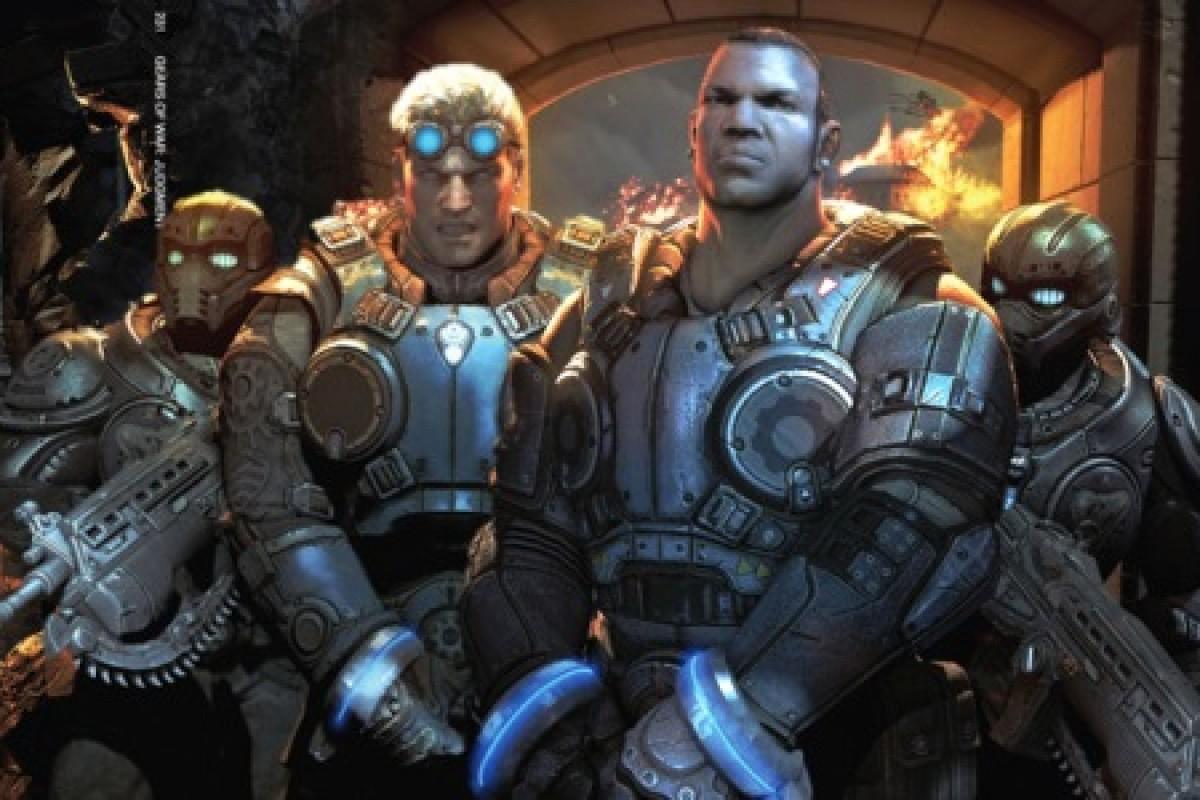 Nuevo Gears Of War: Judgement  ¿Gears of War 4?