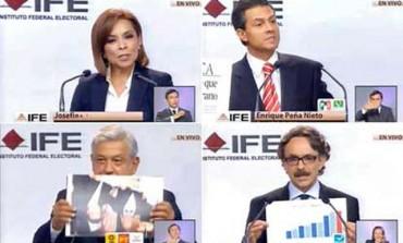 En vivo, el Segundo y Último debate Presidencial México 2012