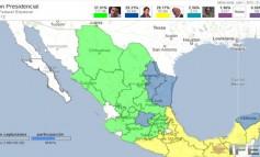 Sigue aquí en Tiempo Real, los Resultados Preliminares de las Elecciones Presidenciales