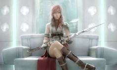 Wallpaper HD de Lightning Final Fantasy XIII