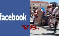 Facebook vs Cosplay