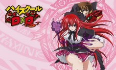 High School DxD tendra segunda temporada