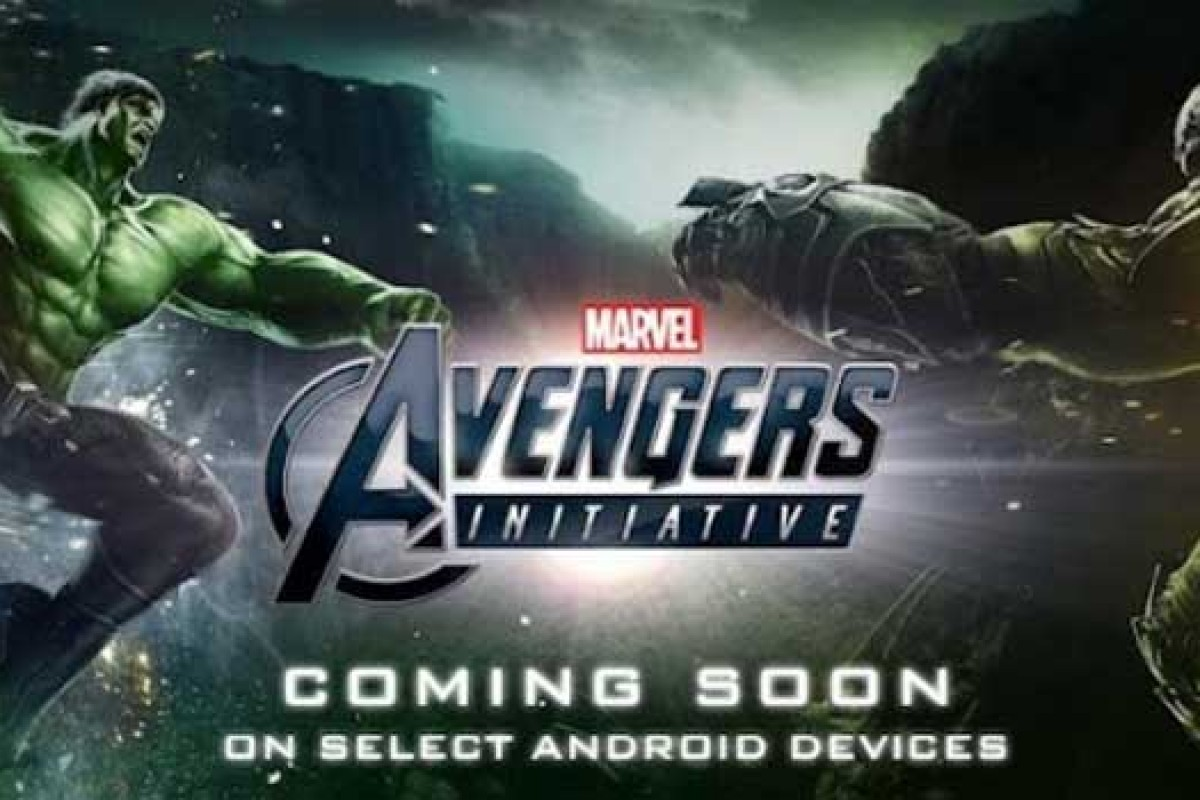 Avengers Initiative: Juego de Marvel para Android y IOS