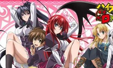 Nueva OVA de High School DxD para el próximo año