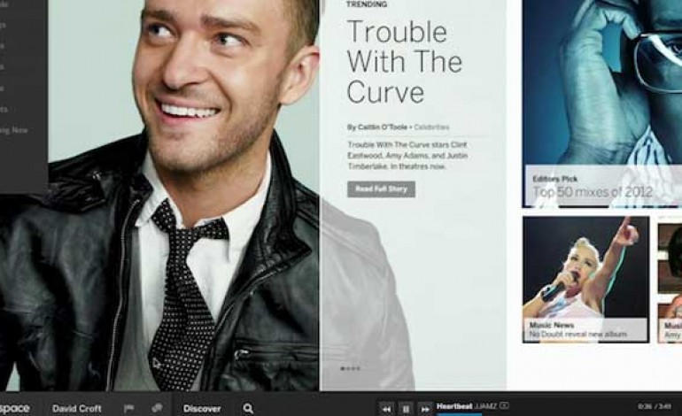 El nuevo MySpace.com más pronto de lo que imaginas