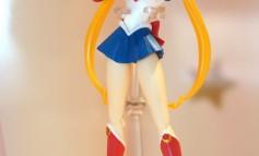 Nuevas figuras de Sailor Moon por parte de Bandai