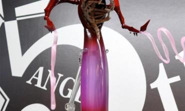 Figuras de los Angeles de Evangelion 3.0