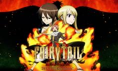 Prólogo de la película de Fairy Tail será animado