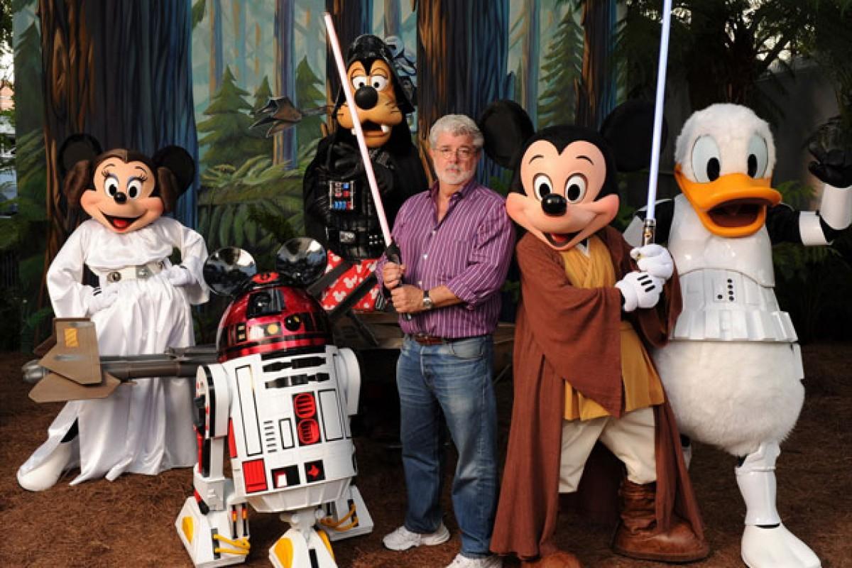 Disney Compra LucasFilm, y anuncian una nueva Star Wars Episodio VII