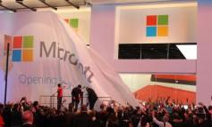 Inauguración Microsoft Store en Times Square