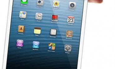 Características del iPad mini.