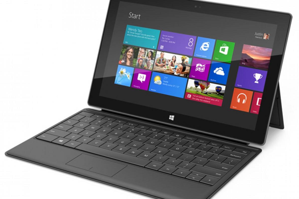 A nada de su salida, nuevo comercial de Surface, la tablet de Microsoft