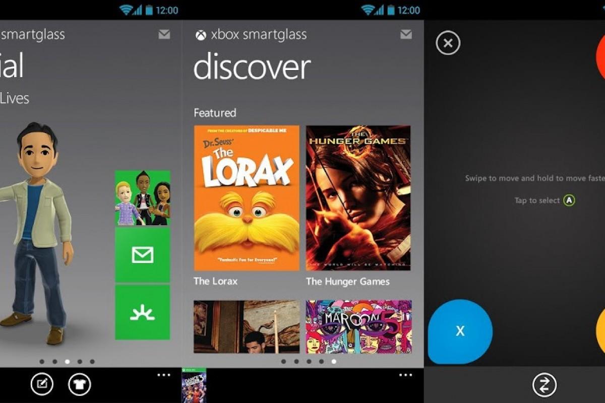 Descarga al fin SmartGlass de XBOX para Android