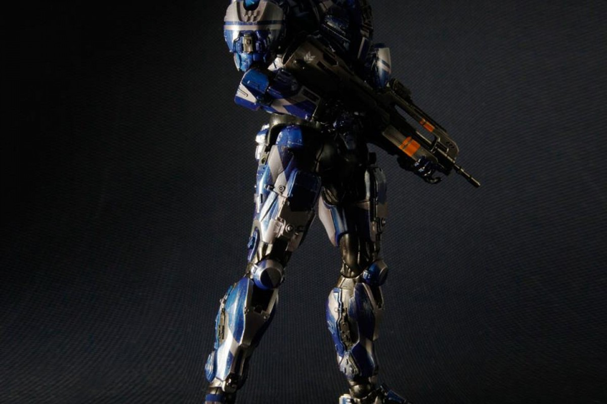 Figuras Halo 4