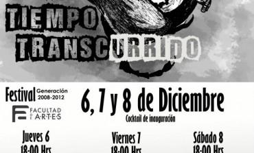 """Festival de Arte """"Tiempo Transcurrido"""""""