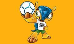 Al fin, Fuleco será la mascota del Mundial Brasil 2014