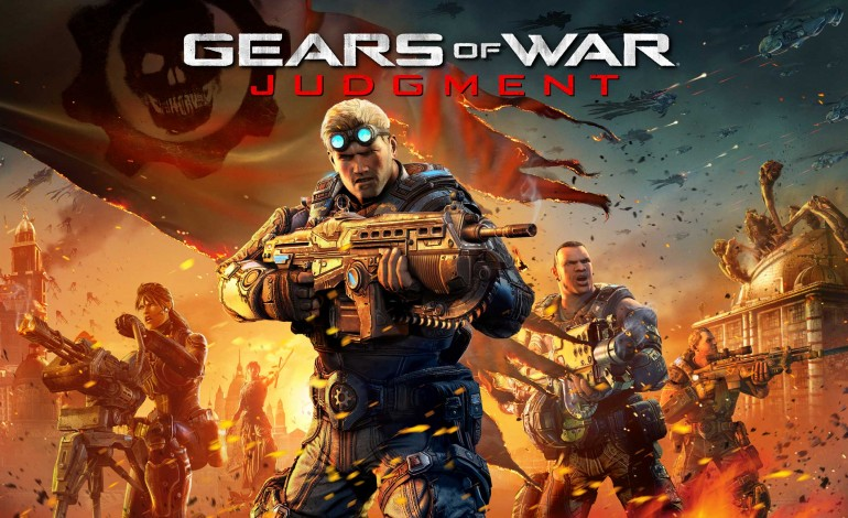 Nueva Imagen de Gears of War: Judgment. WallPaper HD Incluido