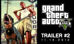 Fecha del estreno del nuevo trailer de Grand Theft Auto V