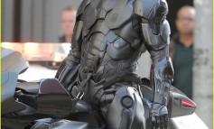 Nuevas imágenes de la nueva película de Robocop para el 2013