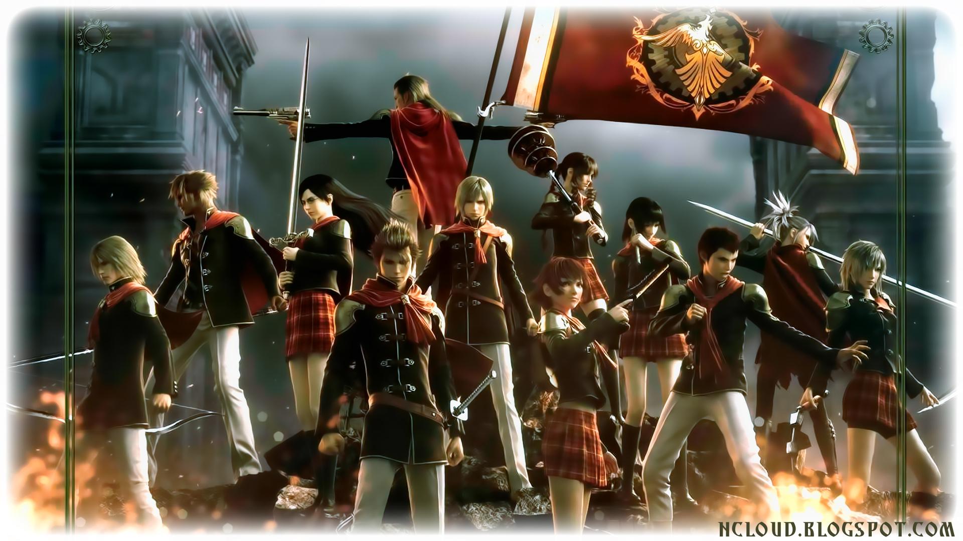 Cancelado El Lanzamiento De Final Fantasy Type 0 En