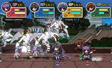 Videos Phantom Breaker: Battle Grounds