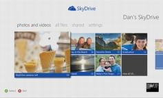 SkyDrive llega a la XBOX 360