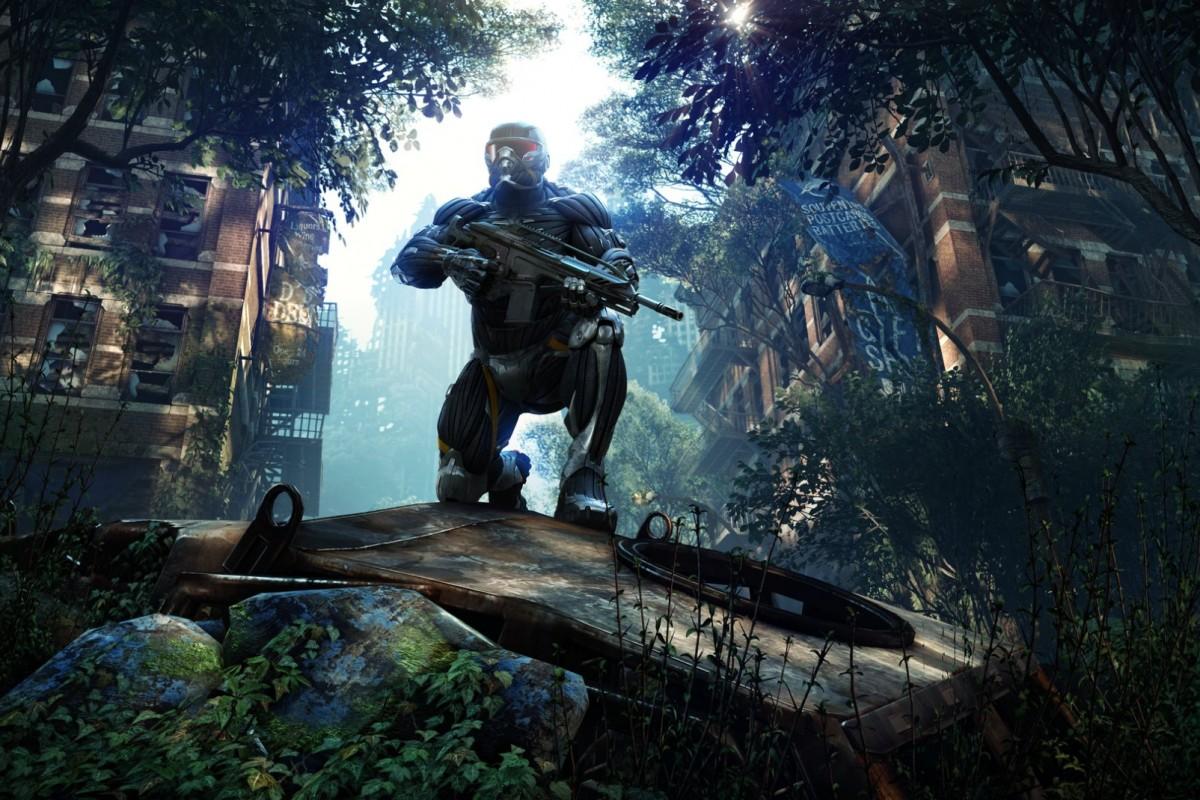 Siete minutos de GamePlay de Crysis 3
