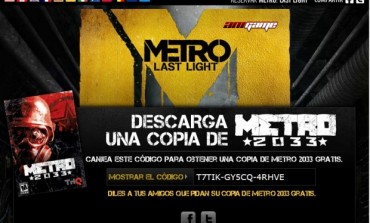 Metro 2033. Llevate tu Copia totalmente Gratis y de Manera Legal THQ te la regala