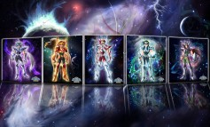 Wallpapers de Saint Seiya Omega
