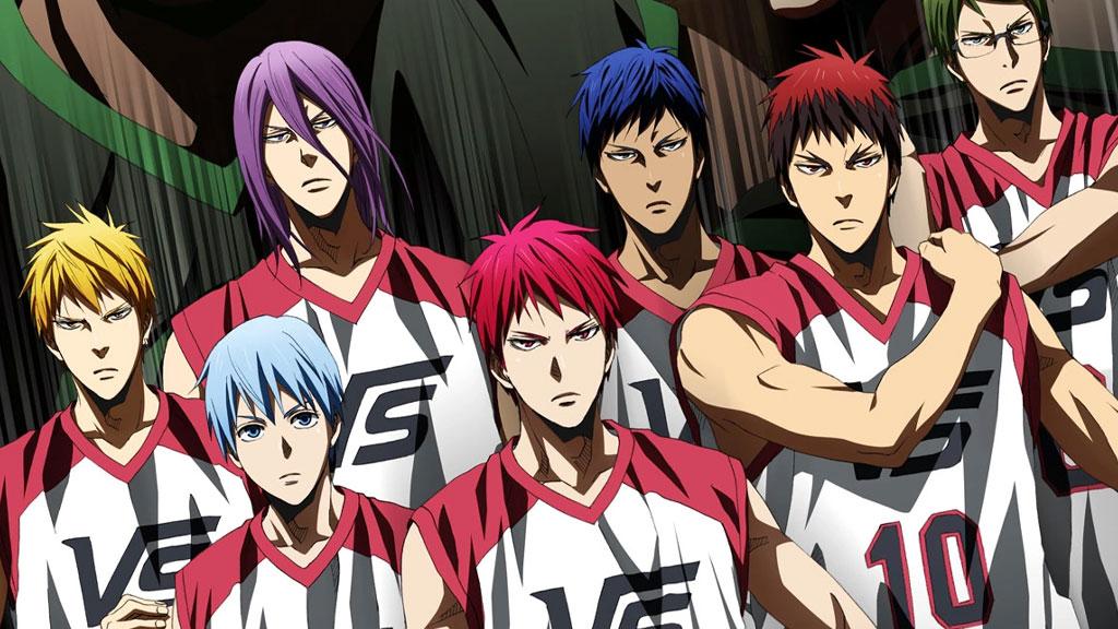 kuroko no basket temporada 3 netflix